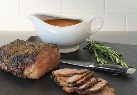 Rare Roast Beef Recipe