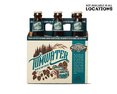 Tumwater Brewing White Water Double IPA View 1