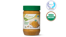 Simply Nature Organic Creamy Peanut Butter. View Details.