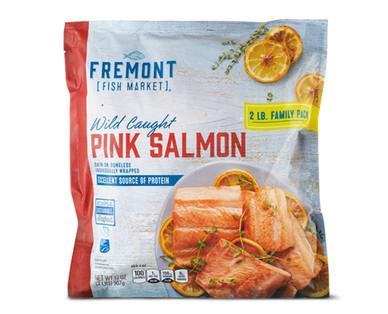 Fremont Fish Market Value Pack Wild Caught Salmon