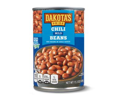 Dakota's Pride Chili Beans