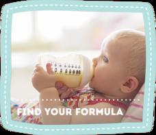 Find Your Formula