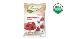 Simply Nature Frozen Organic Strawberries. View Details.