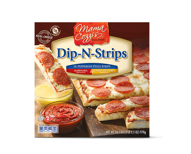 Mama Cozzi's Dip-N-Strips Pizza View 1