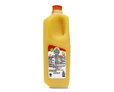 Nature's Nectar Orange Juice from Concentrate in Jug