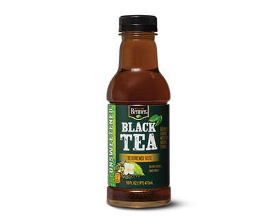 Benner Premium Iced Tea Unsweet Single Bottle