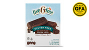 liveGfree Gluten Free Cocoa Loco Baked Chewy Bars