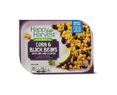 Happy Harvest Corn and Black Beans View 1