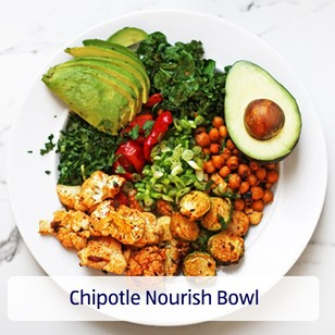 Chipotle Nourish Bowl. View recipe.