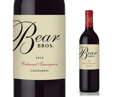 Bear Bros. Sonoma Coast Cabernet Sauvignon