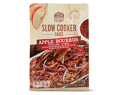 Cook House American Sauce Pouches Apple Bourbon