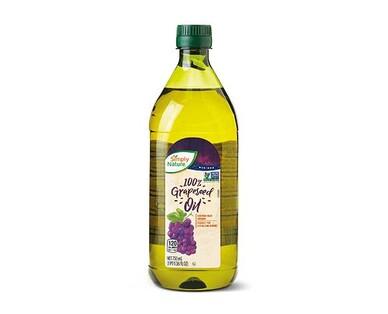 Simply Nature Non-GMO Grapeseed Oil