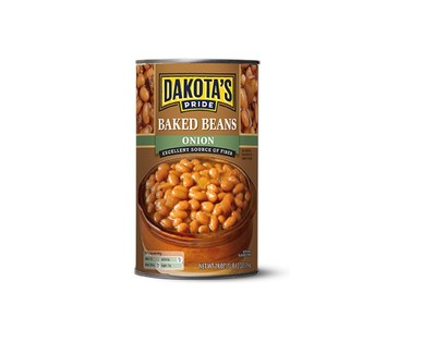Dakota's Pride Onion or Honey Baked Beans View 1