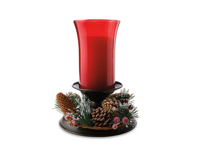 Huntington Home Harvest or Christmas Candleholders View 3