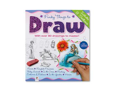 Hinkler Drawing Book Assortment View 2
