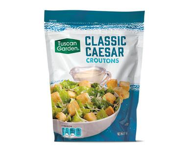 Tuscan Garden Classic Caesar Croutons