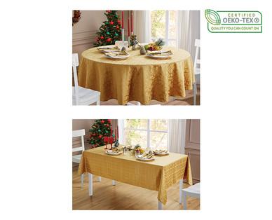 Huntington Home Tablecloth with Napkin Set View 3