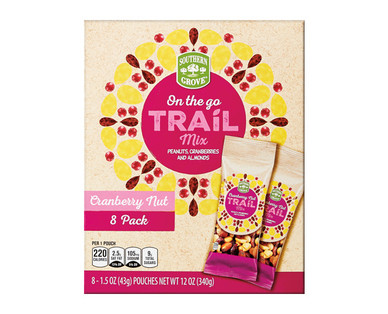 Southern Grove Cranberry Nut On the Go Trail Mix