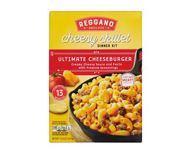 Reggano Ultimate Cheeseburger Cheesy Skillet Dinner