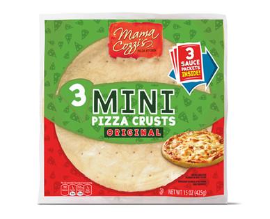 Mama Cozzi's Mini Pizza Crusts Original