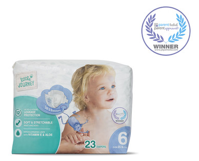 Little Journey Size 6 Diapers