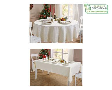 Huntington Home Tablecloth with Napkin Set View 4