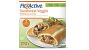 Fit & Active® Southwest Veggie Stuffed Sandwiches