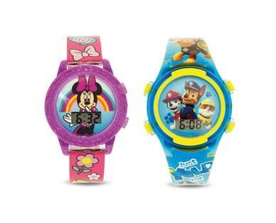 Children's Licensed Watches View 2
