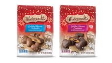 Winternacht Gingerbread Hearts Milk Chocolate or Dark Chocolate. View Details.