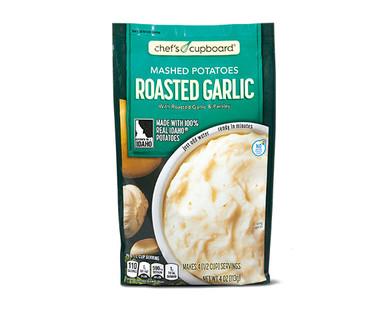 Chef's Cupboard Roasted Garlic Mashed Potatoes