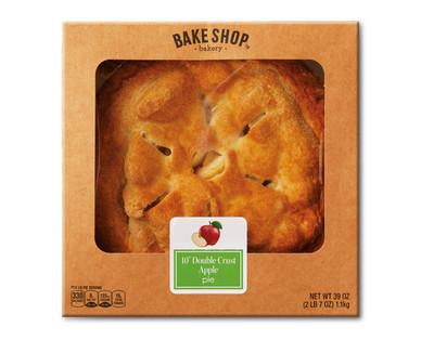 "Bake Shop 10"" Apple Pie"