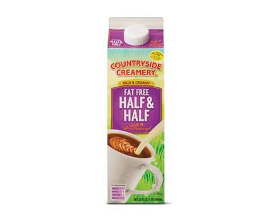 Countryside Creamery Fat Free Half & Half