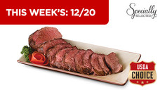 Specially Selected Fresh USDA Choice Beef Tenderloin