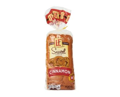L'oven Fresh Cinnamon Swirl Bread