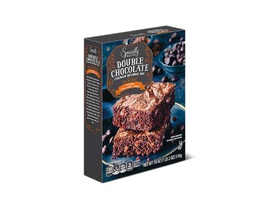 Specially Selected Premium Brownie Mix - Double Chocolate
