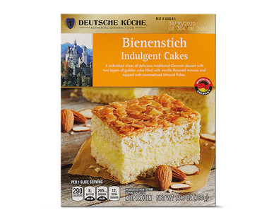 Deutsche Küche Donauwelle or Bienenstich Indulgent Cake View 2