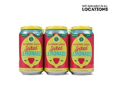 State of Brewing Raspberry Lemon Spiked Lemonade View 1