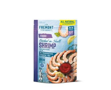 Fremont Fish Market Jumbo Cooked Shrimp
