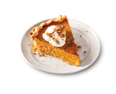 """Village Bakery 10"""" Pumpkin Pie View 1"""