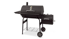 "Range Master 30"" Barrel Grill With Smoker"