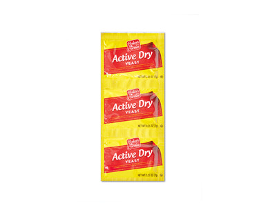 Active Dry Yeast Packets