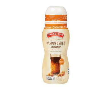 Friendly Farms Caramel Almondmilk Coffee Creamer