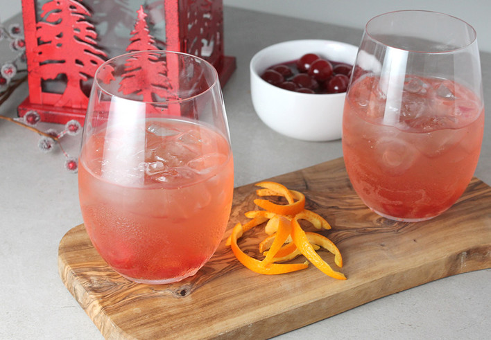 Rudolph's Winter Punch