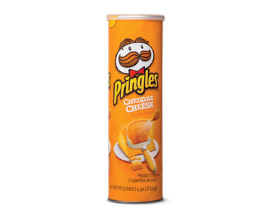 Pringles Cheddar Cheese