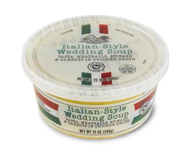 Park Street Deli Italian-Style Wedding or Stuffed Pepper Soup View 1