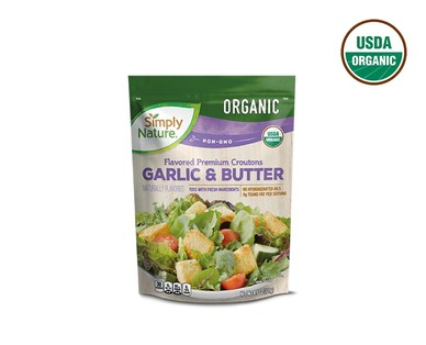 Simply Nature Organic Croutons View 2