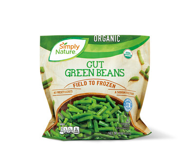 Simply Nature Cut Green Beans