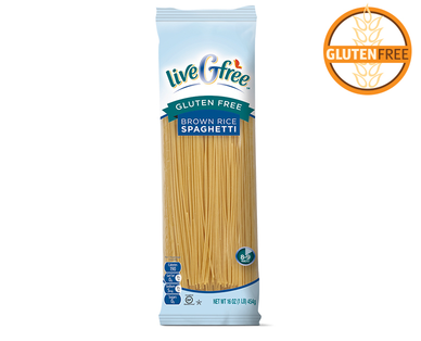 Gluten Free Brown Rice Spaghetti