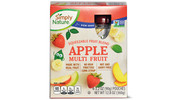 Simply Nature Apple Multi-Fruit Fruit Squeezies
