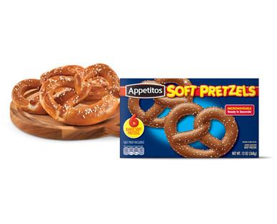 Appetitos Soft Pretzels